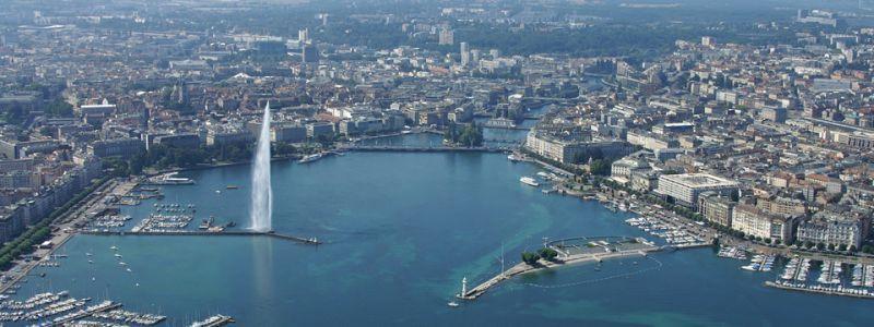 Jenewa, ibukota negara Swiss