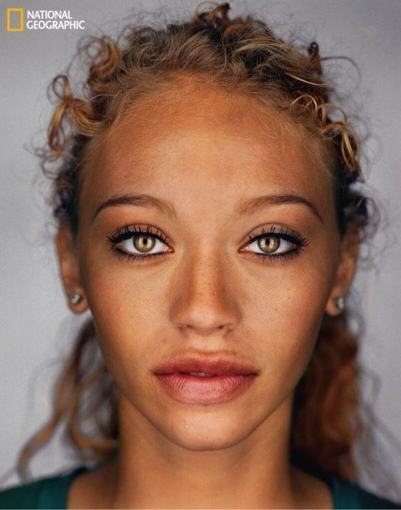 Beginilah kira-kira wajah seorang multiras