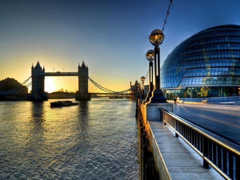 London menempati urutan pertama kota penting dunia