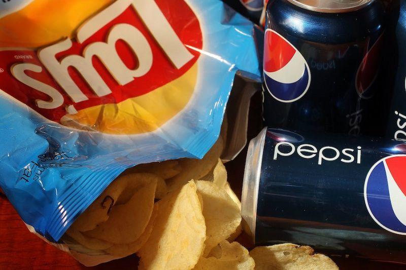Chips dan Soda