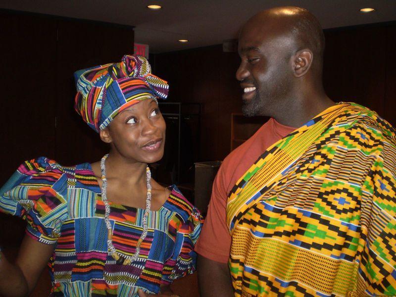 Pernikahan Afrika