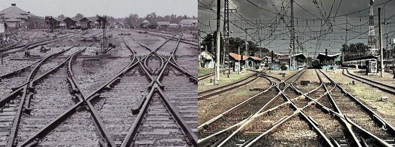 Stasiun Manggarai, Dulu dan Sekarang