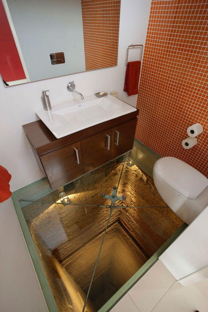 Японок пугают в туалете 10 фотография