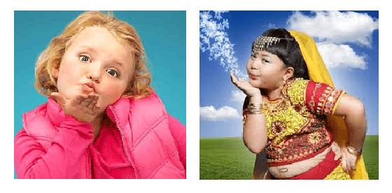 Honey Boo Boo dan Amel Carla