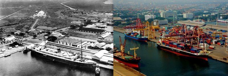Tanjung Priok, Dulu dan Sekarang
