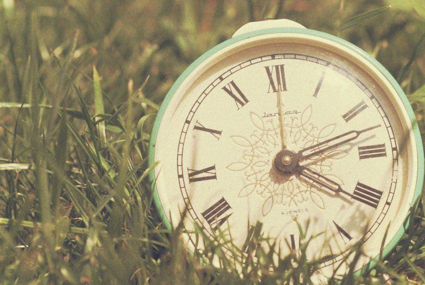 time is so precious