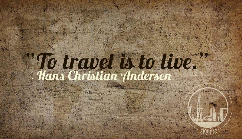 Karena travel adalah kehidupan itu sendiri