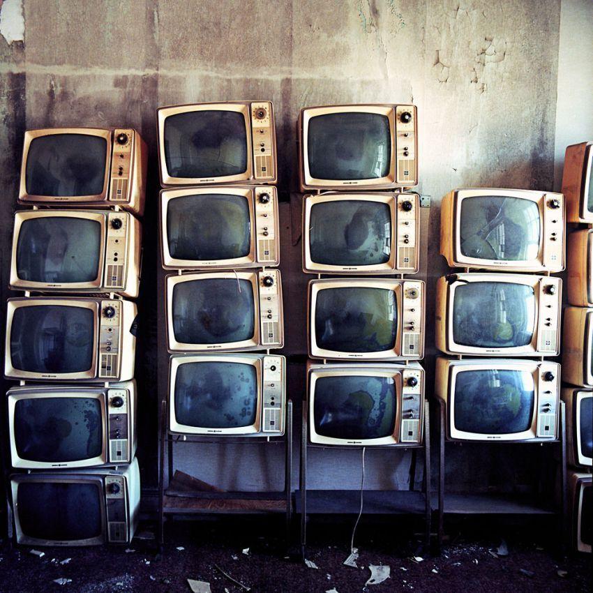 berhenti nonton tv