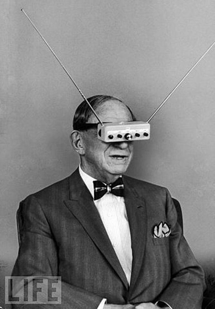 Kacamata TV