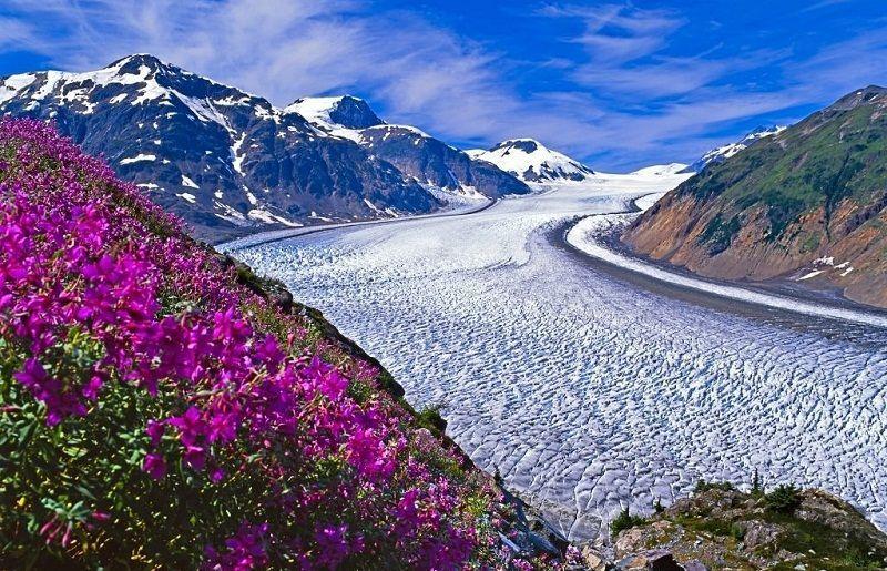 Salmon Glacier, Canada