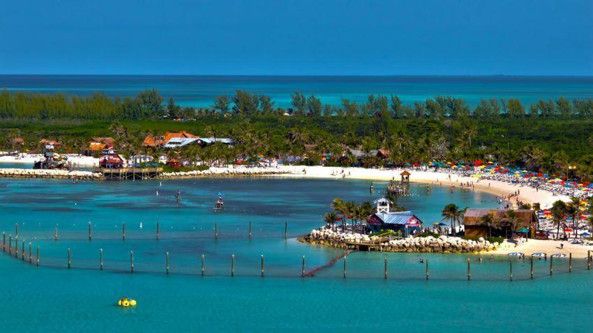 Castaway Cay, Bahama
