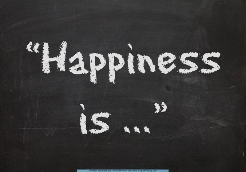 Bahagia itu...