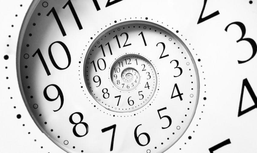 Waktu adalah ilusi