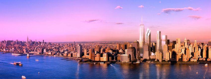 New York menjelang senja