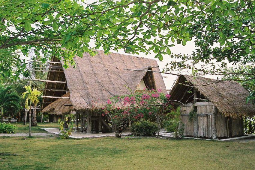 Resort di pulau Pangkil