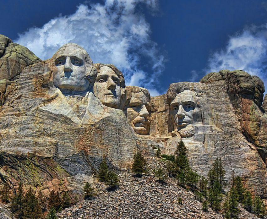 Pengunungan Rushmore