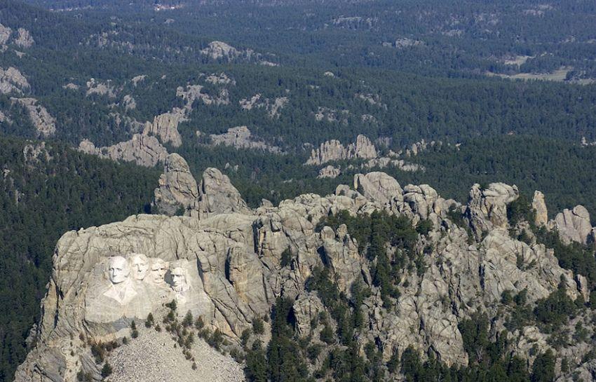 Pegunungan Rushmore