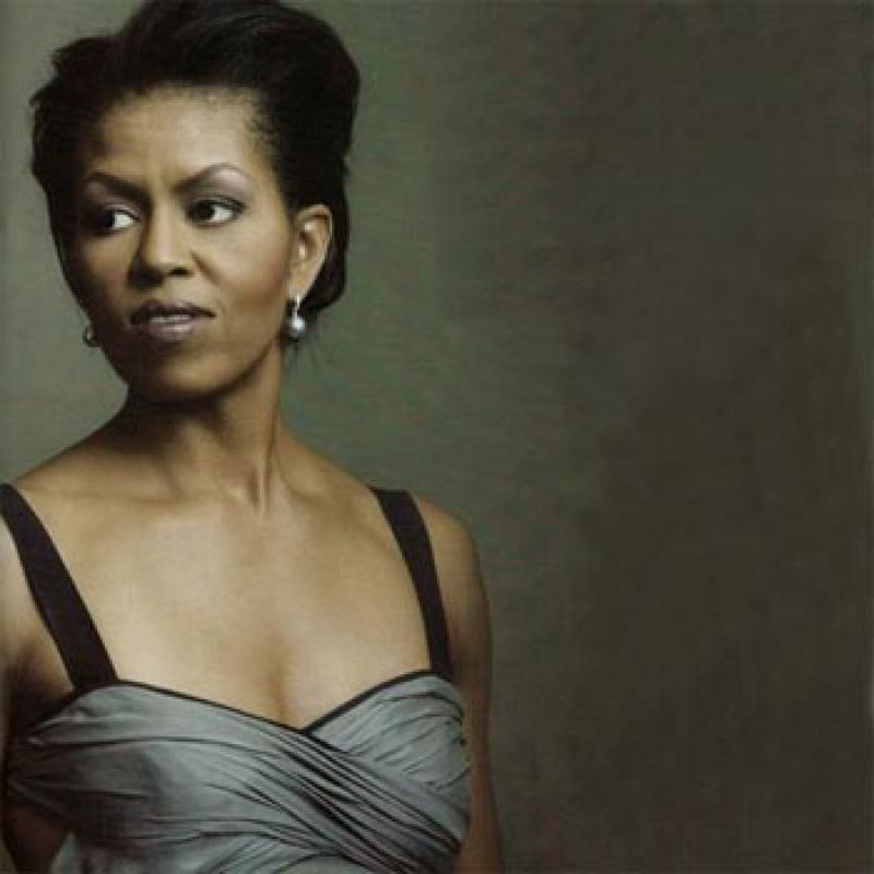 Pesona Michelle Obama