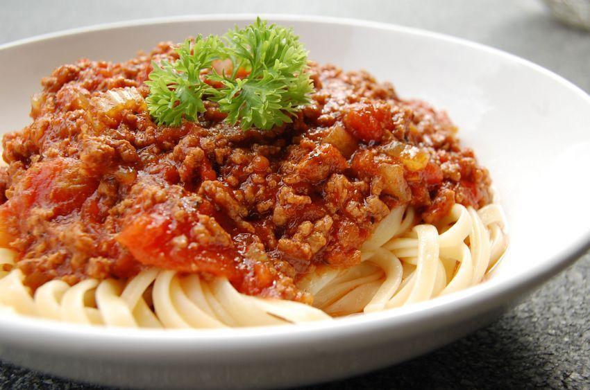Spaghetii bolognese