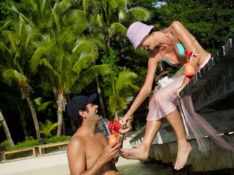 Pernah digunakan Britney Spears untuk pernikahannya