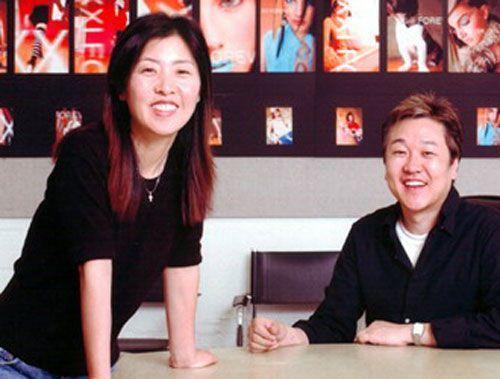 Jin Sook Chang (kiri) dan Do Won Chang