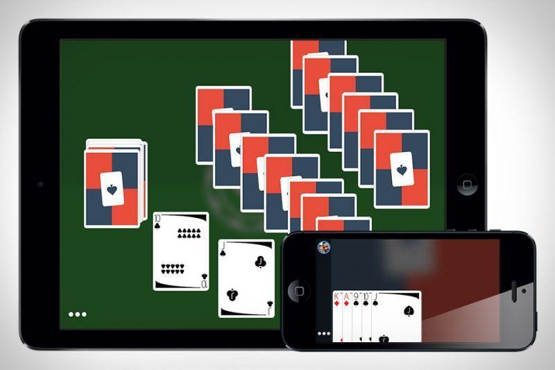 Aplikasi Card Table