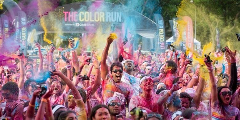 Color Run, Jakarta