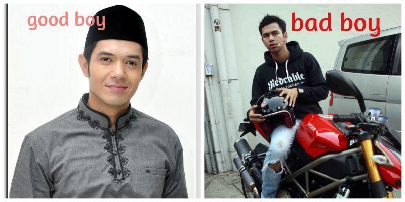 Bad boy-good boy versi Indonesia