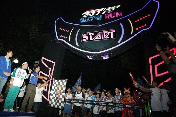 Ini Eletric Run versi Indonesia