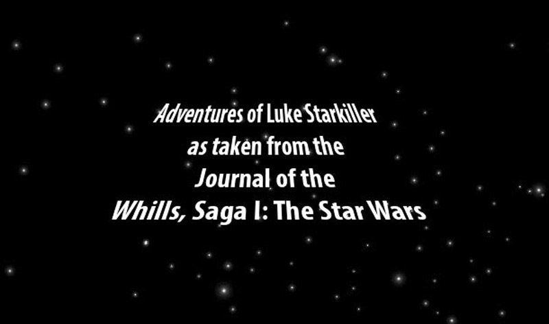 Judul Awal Star Wars