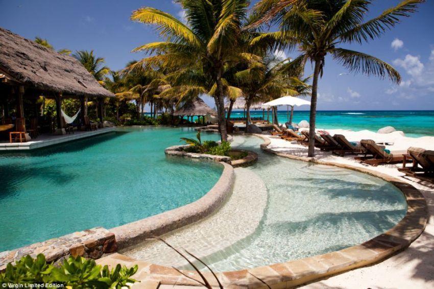 Resort pulau necker