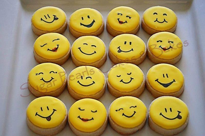Makanan membuat bahagia