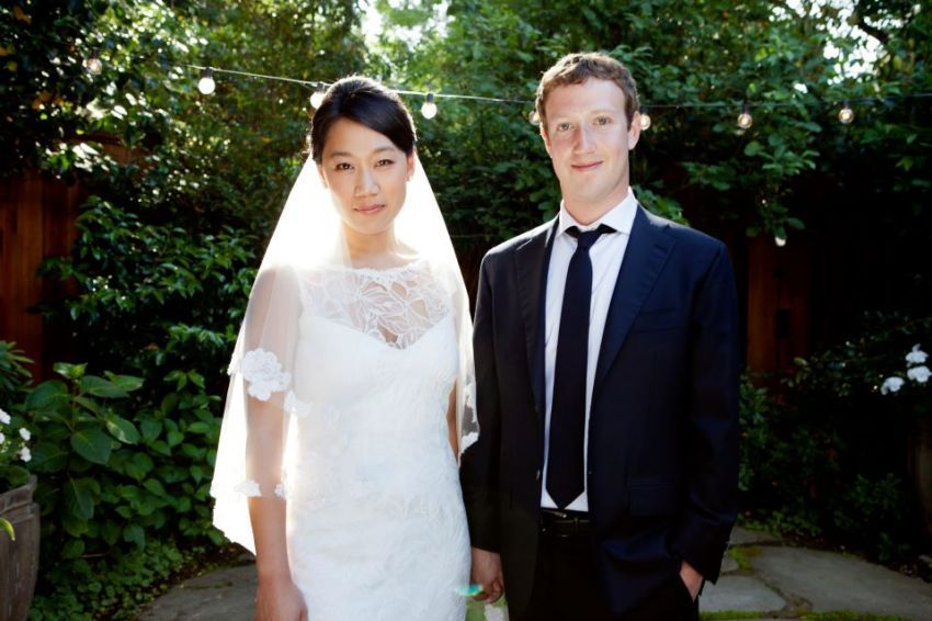 Mark dan Priscilla