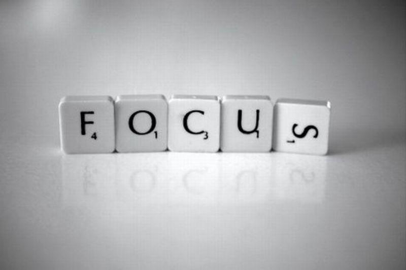 fokus, perhatikan baik-baik
