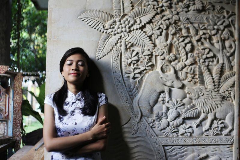 Frischa, penyair muda Indonesia yang tidak galau