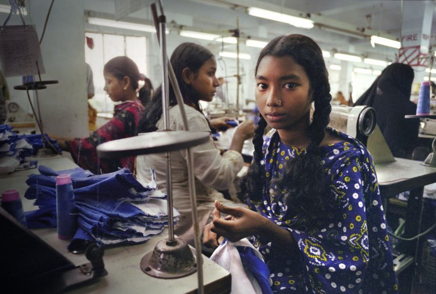 Buruh Cilik di Bangladesh