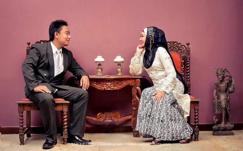 Hanya butuh waktu singkat untuk mengenal calon suami