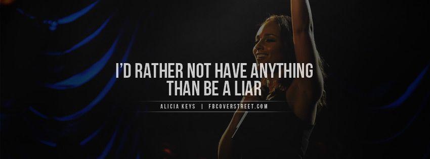 Lebih baik tidak memiliki apa-apa, dibanding harus berbohonh