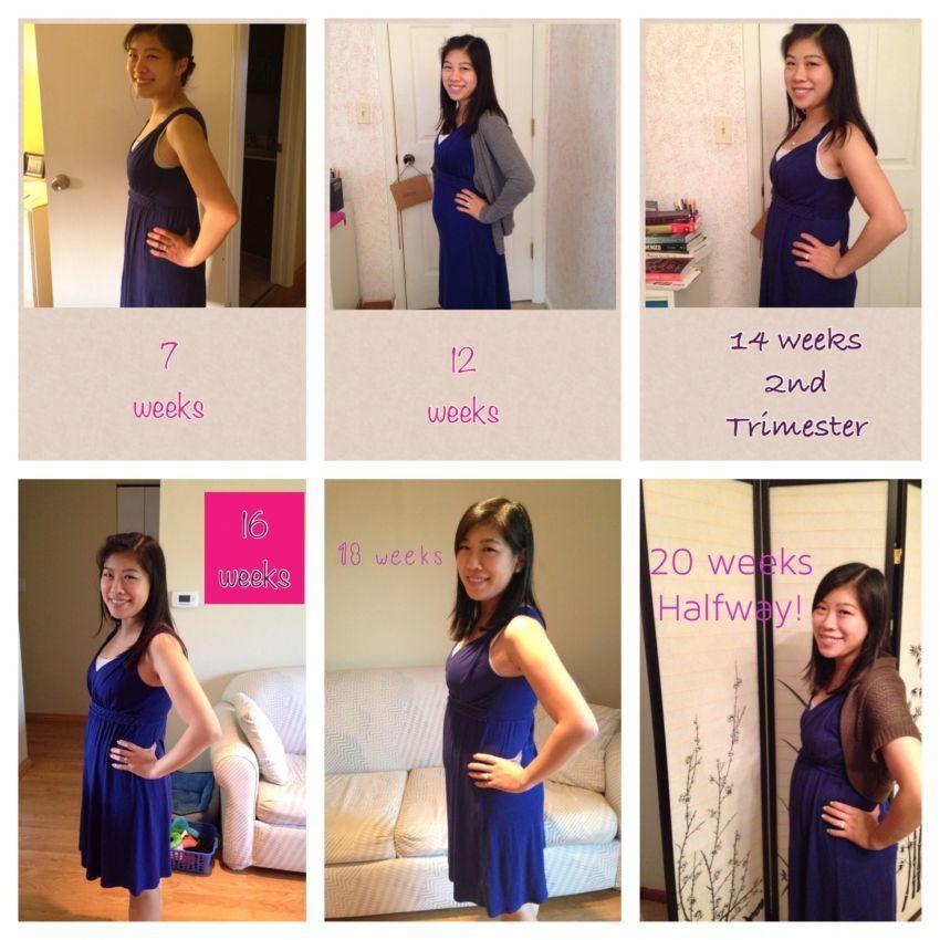 Foto tentang kehamilan memenuhi media sosial