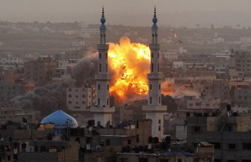Lemahnya penegakan sistem internasional jadi penyebab konflik ini makin berkepanjangan