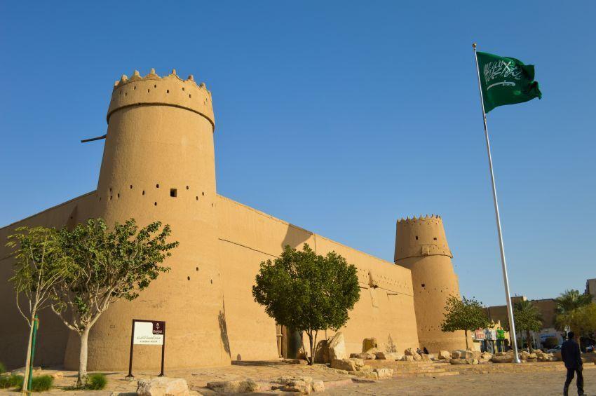 Benteng Masmak, Riyadh