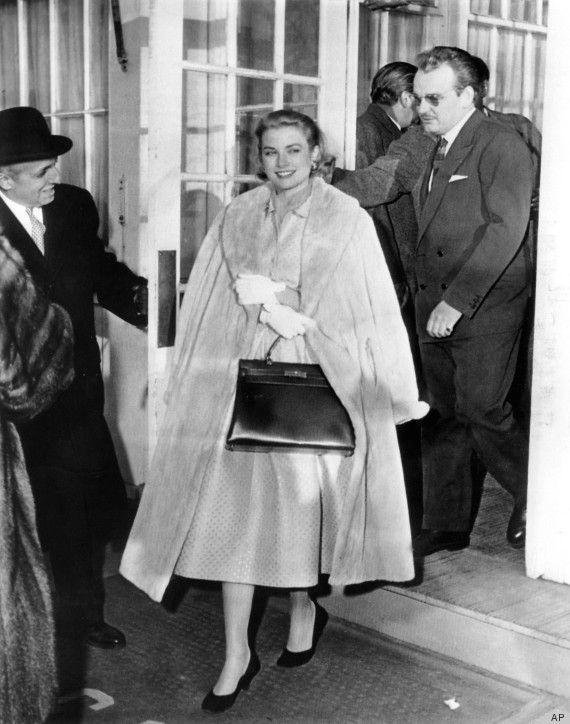 Putri Grace Kelly dan tas Hermes-nya