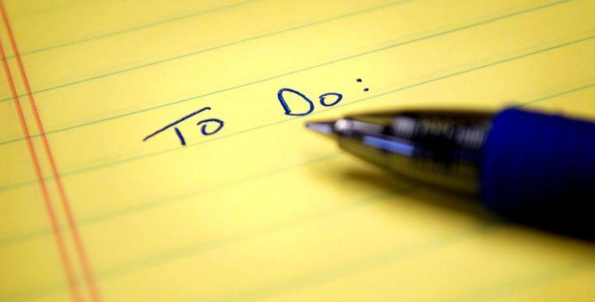 Buat daftar skill yang perlu kamu pelajari