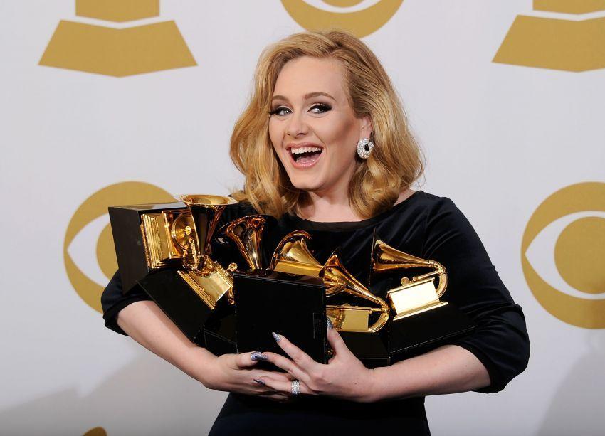 Sebelum bisa memborong Grammy sebanyak ini, artinya kamu belum sukses