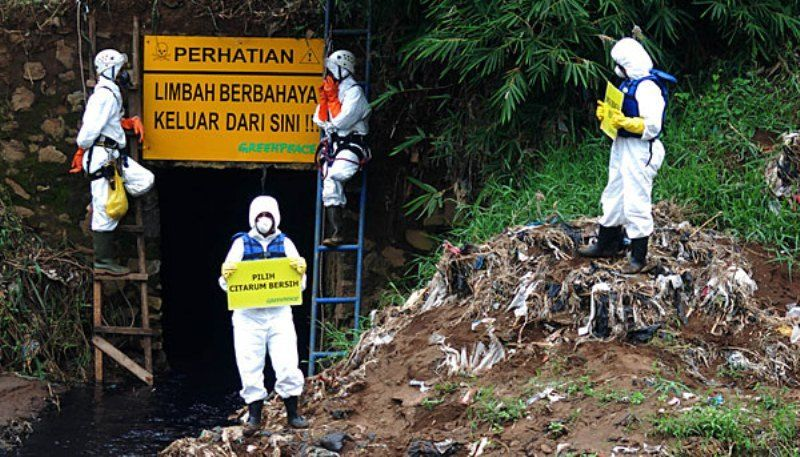 Tempat pengelolaan limbah dan sampah berbahaya
