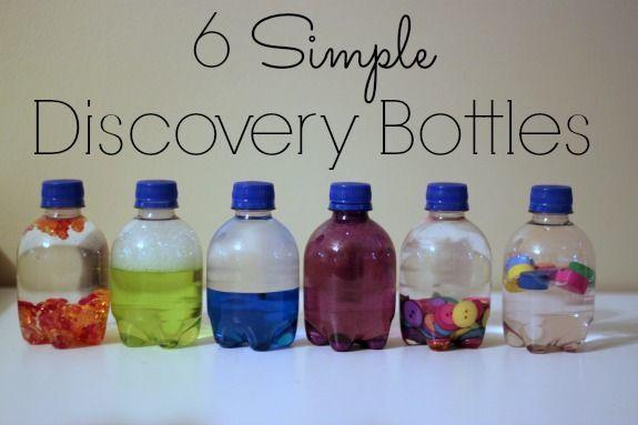 mainan ini bernama discovery bottle