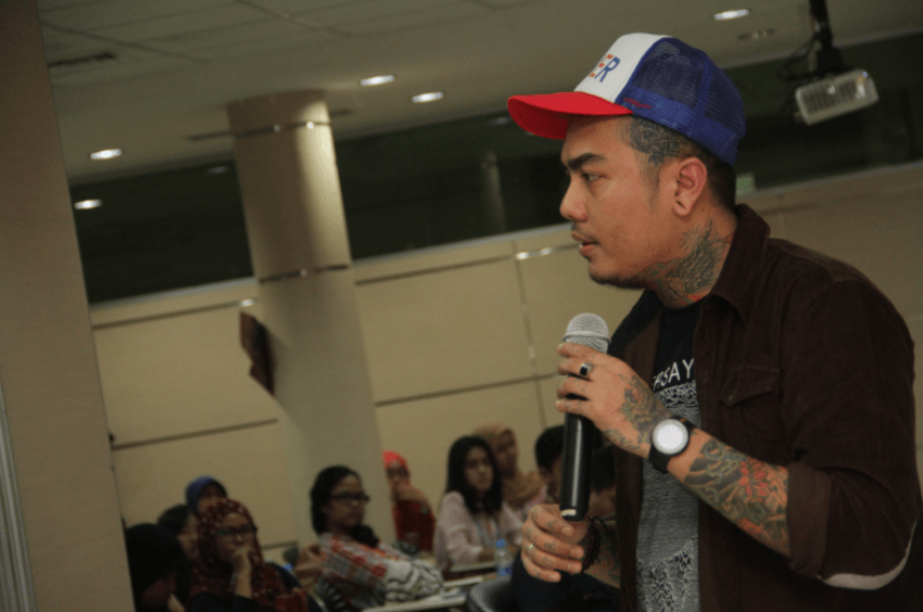 Peter Firmansyah of PSD