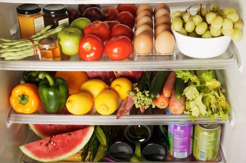 kulkasmu harus berisi makanan-makanan sehat