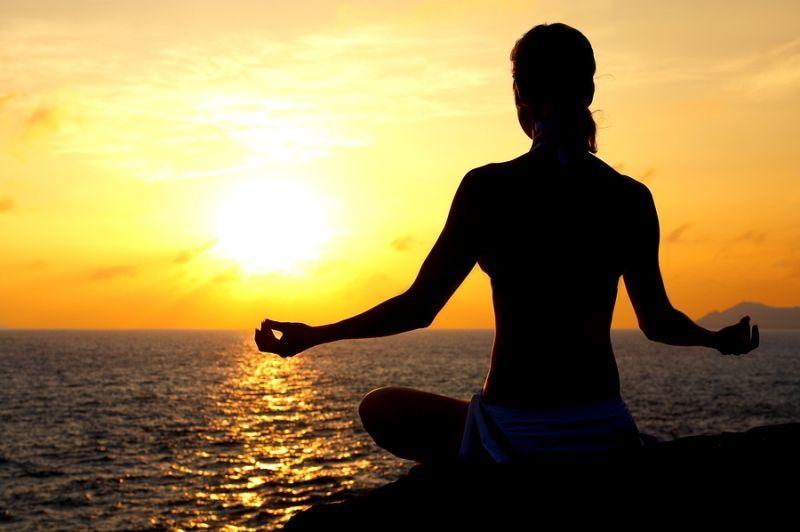 latihan meditasi