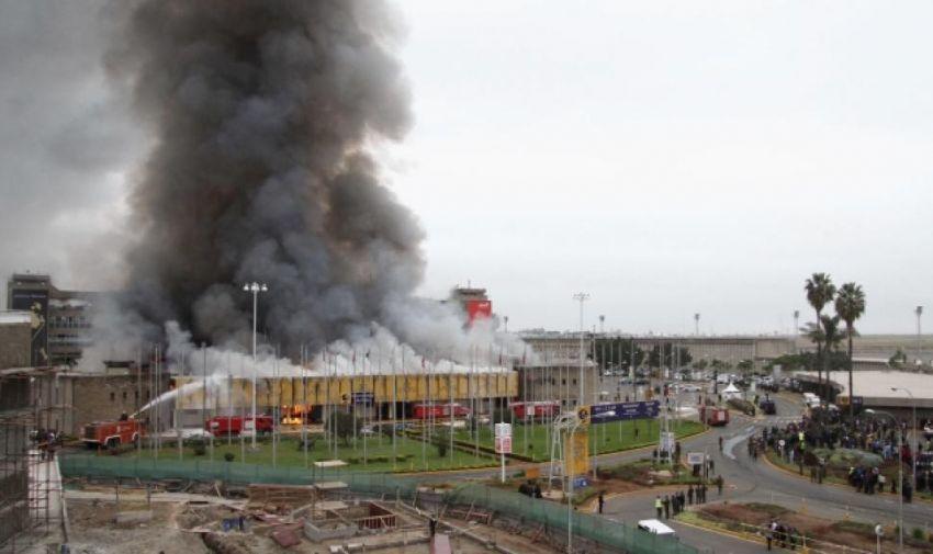 Sempat terbakar di 2013